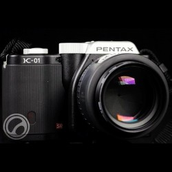 We now have the Pentax K-01 available to rent here.