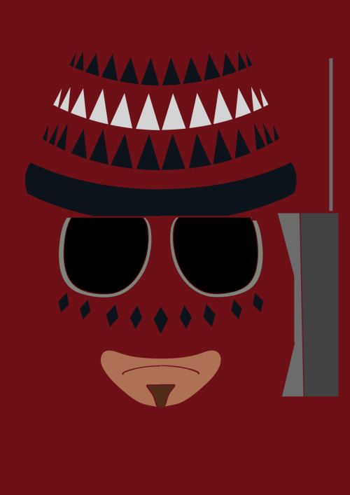 My Fonejacker Minimalist Art