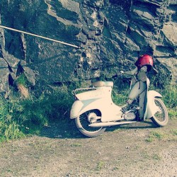 The Vespa #vespa #sweden
