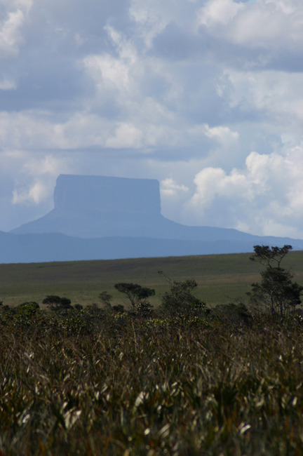 Gran Sabana Impactante. travelingcolors:  The Lost World, Gran Sabana | Venezuela (by Thrudur84)