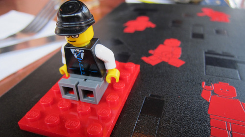 Lego Moleskine and Lego Me. on Flickr.