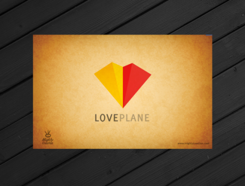 Logo Design By: Aleksandar Peshevski For Sale: $200 (via loveplane)