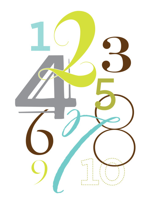 123 Print designed by Lauren Brown Studio new on Etsy! http://www.etsy.com/listing/96343086/123-print