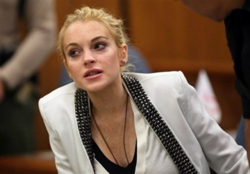 "Lindsay Lohan has reportedly booked another job, this time at McKinley High. The actress will appear on ""Glee,"" according to a report from People magazine. Lohan's rep told the mag that she will be appearing on the hit show. It is unclear exactly what her role will be, but reports say she will play herself as a judge at the Nationals. What do you think of Lindsay heading to ""Glee""?"