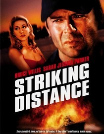 I am watching Striking Distance                                      Check-in to               Striking Distance on GetGlue.com