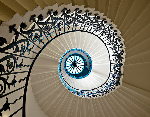 Tulip Staircase London (di vulture labs)
