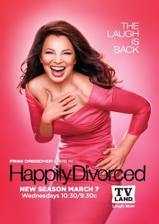I am watching Happily Divorced                                                  476 others are also watching                       Happily Divorced on GetGlue.com