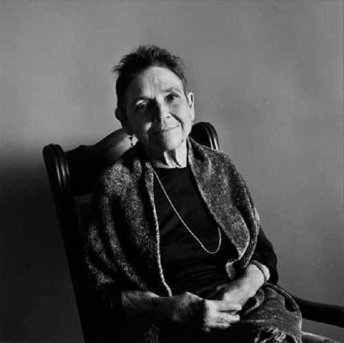 i12bent:  The great American poet Adrienne Rich died March 27, 2012 from conditions stemming from her long-term rheumatoid arthritis… She was 82. — Adrienne Rich: WaitIn paradise every the desert wind is risingthird thought in hell there are no thoughtsis of earth sand screams against your government issued tent    hell's noise in your nostrils    crawl into your ear-shell wrap yourself in no-thought wait no place for the little lyric wedding-ring glint the reason why on earth they never told you — from The School Among the Ruins: Poems 2000-2004 by Adrienne Rich Photo: Robert Giard, 2001