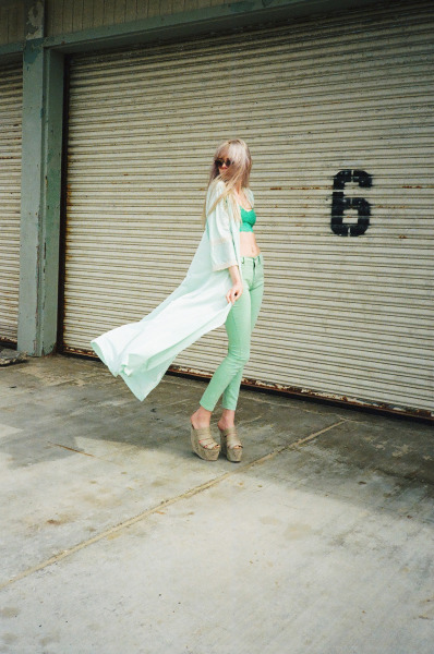 urbanoutfitters:  Citronella Dreams / Photography by Felisha Tolentino