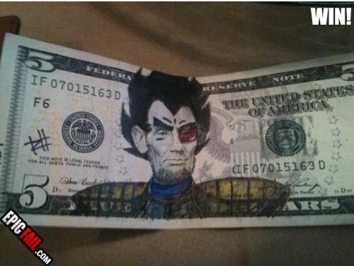 In Vegeta We Trust