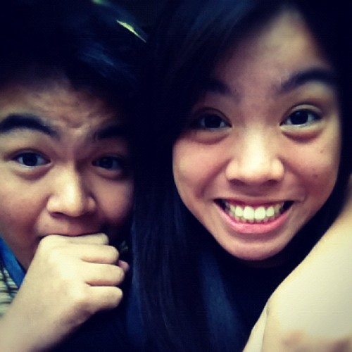 We too cute. #rfs #chinky #thuglife #cute (Taken with instagram)