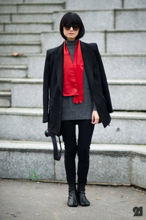 what-do-i-wear:  JESSIE PAN (image: 21arrondissement)