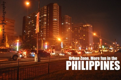 Urban Zone. More fun in the Philippines