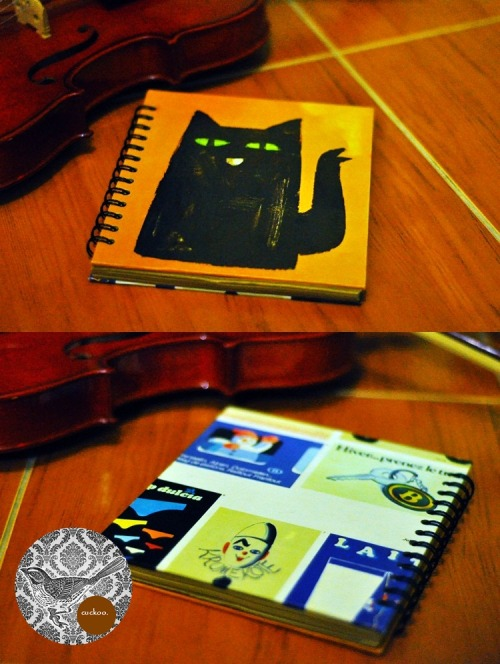 'Cat' handmade book (SOLD!!) idr.35k bb:2688b7b7 phone: 087822918468