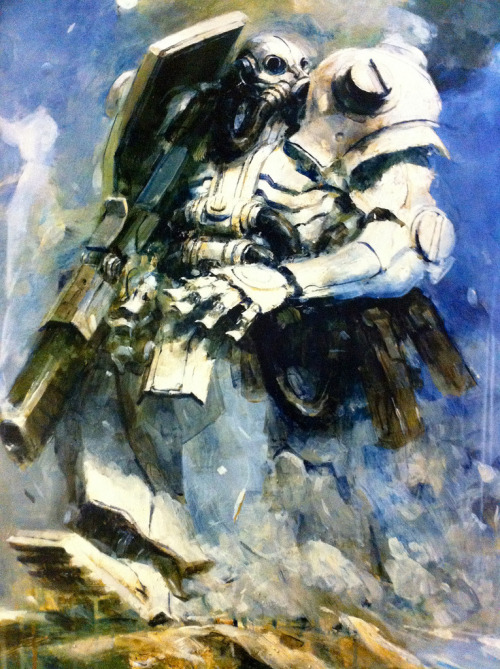 illustration by Ashley Wood