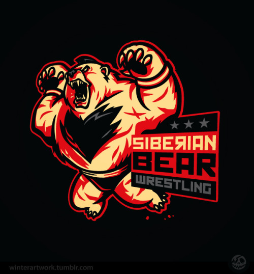 Siberian Bear WrestlingFOR MOTHER RUSSIA!Now available on the IGN.com store!