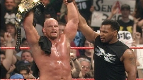 "WRESTLEMANIA 14 came around and the WWF's ""Attitude Era"" was now in full swing. This card is filled with the mainstays of a roster that would put them back on top of the wrestling and Monday night wars and take the business to levels we'd never seen before. Austin, DX, The Rock, Triple H and Mick Foley all had major roles on this show and it was definitely a sign that the future was now for them and the WWF. Sadly this event also marked what seemed to be the end for Shawn Michaels due to health (and other issues). Thankfully both for HBK and the fans this turned out to not be a permanent vacation, but watching the event live back in 1998 it certainly felt that way."