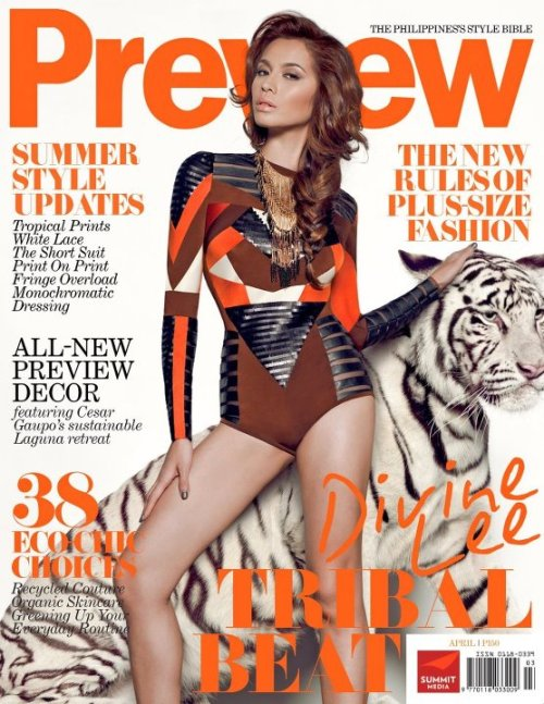 Grab a copy of Preview Mag, April 2012 issue my mother @DivinemLee on the cover. Mapapahayup ka sa ganda! :-)  What are you waiting for? Gorabells na sa suking magazine stand at kumuha na ng sariling kopya! :-)  Peace and Love!