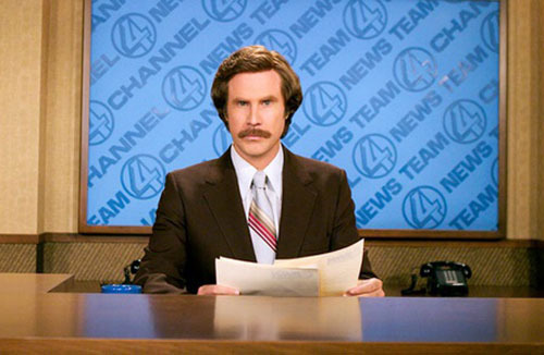 totalfilm:  Anchorman 2 gets the green light It's the news we've been waiting to bring you for a good few years now, and finally it's happening: Paramount has agreed terms with Will Ferrell and Adam McKay to give the green light to Anchorman 2!