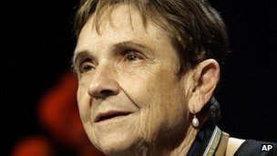 Award-winning American poet and essayist Adrienne Rich has died aged 82, a family member has confirmed. The writer, who scooped the Ruth Lilly Poetry Prize and National Book Award, had suffered from rheumatoid arthritis for many years. (via BBC News - Poet Adrienne Rich dies aged 82)