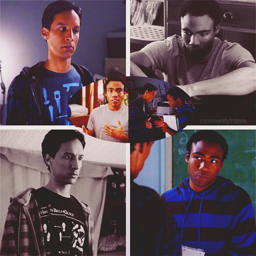 TV Trope: Significant Reference Date  Troy: I am mad at you.Abed: You said you weren't. We never lie.Troy: I know.Abed: We made a deal. October 15th, 2009, 'friends don't lie to each other'.Troy: I know.  * * * Troy: From now on, Abed, friends don't mess with each other. OK?Abed: Cool.Troy: Cool. [Episode air date: October 15, 2009] (3.12 Contemporary Impressionists, 1.05 Advanced Criminal Law)