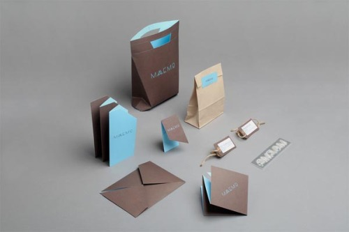 "Beautiful Identity Design Design by Ludvig Bruneau Rossow and Torgeir Hjetland.  ""Maaemo is an ecological gourmet restaurant in Oslo, Norway. The cuisine of Maaemo is Nordic/Scandinavian, and the name derives from Finnish language meaning ""Mother Earth"". The restaurant has a Norwegian owner, Danish cook and a Finnish sommelier, so it is truly a Scandinavian collaboration. The design for Maaemo is inspired by Scandinavian nature and architecture. The design reflects on lines, shapes, rhythm and light creating a poetic, Nordic modernism. This project was made in collaboration between Torgeir Hjetland and Ludvig Bruneau Rossow, while working at Uniform Strategic Design, Oslo.""  source: behance.net via: MAG.WE AND THE COLORFacebook // Twitter // Google+ // Pinterest"