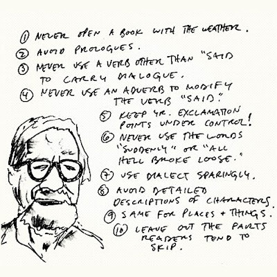 Elmore Leonard's Writing Advice
