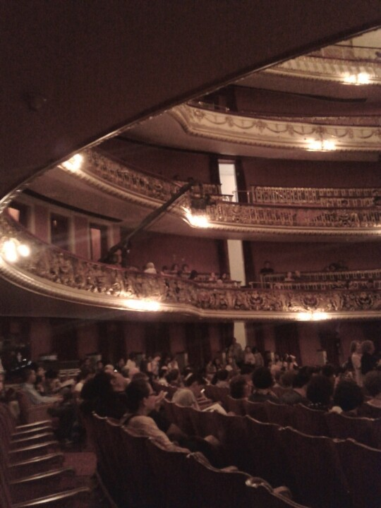 Municipal Theatre of Sao Paulo (Photo by laudano)