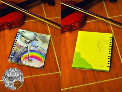 'Paid' handmade book (SOLD!!) idr.35k bb:2688b7b7 phone: 087822918468