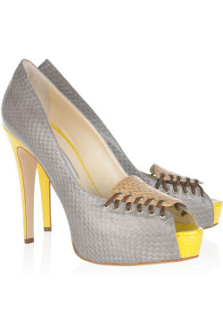 BRIAN ATWOOD | Florida watersnake pumps