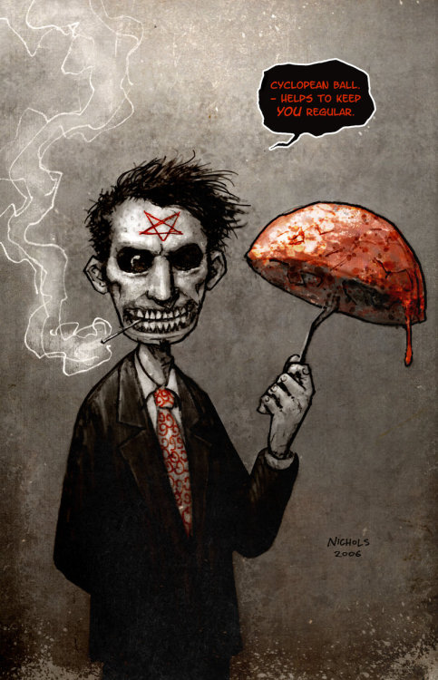 Wormwood - Gentleman Corpse by ~FlowComa I really need to get caught up on Wormwood; I still only have the first volume. I do hope Templesmith leaves the details of how exactly he has relations with ladies to the imagination though.