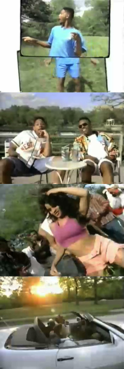 DJ Jazzy Jeff & The Fresh Prince - Summertime.