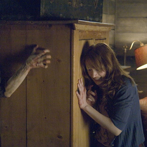 New images from The Cabin In The Woods The Cabin In The Woods has released a new set of stills that give us a first proper look at the more mysterious side of the film, as well as some more creepy shots of the cabin itself…