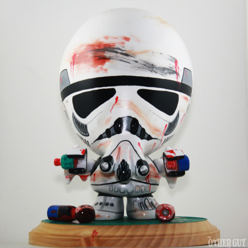 My Little Stormtrooper  Created & submitted by The Other Guy