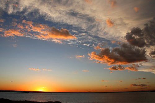 Sunset at La Perouse, Sydney [explored] (by CarlosSilvestre62)