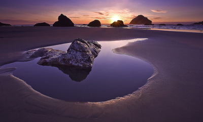Face Rock Sunset, Bandon, Oregon© Rich Bitonti