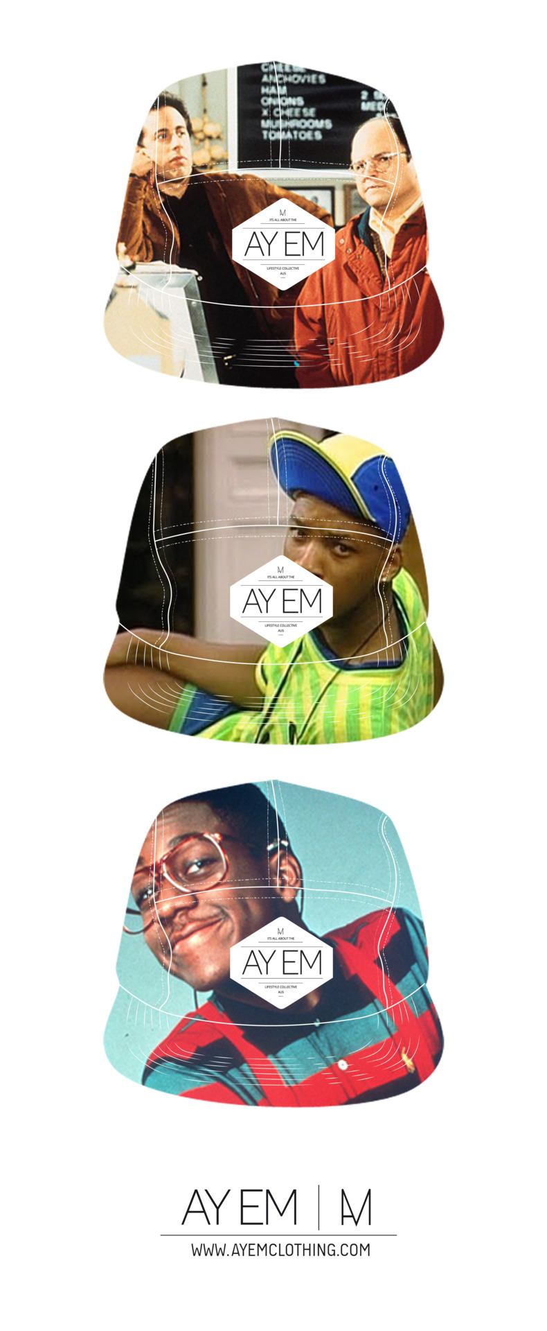AYEM X TV SERIES ILLUSTRATION