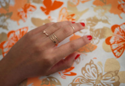 Catbird is giving away a trio of threadbare rings, more info on the blog