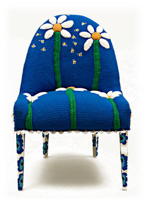 Via fiber art furniture blog