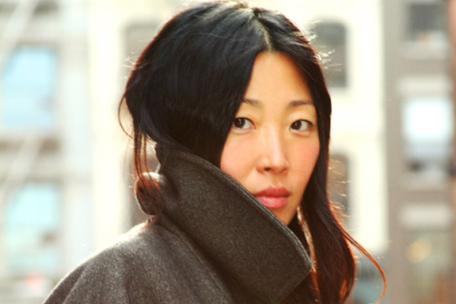 INTERVIEW - UNIS FOUNDER EUNICE LEE A female designer in a field dominated by male arrogance, UNIS founder Eunice Lee sits down with HypeBeast to finish some sentences about what brought her into menswear in the first place. If you are planning to create compelling outfits for guys, you better know where guys are coming from. And Lee knows.  Men like… reassurance. Every guy wants to hear his ass looks great.  Check out the rest of the interview here, and pay attention to her comments on simplicity!