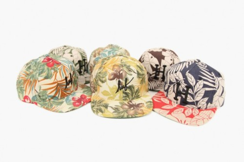 HUF HAWAIIAN SNAPBACK HATS PACK HUF is a favorite streetwear brand of ASCK's, and with Summer just around the corner, they have captured the snapback trend in perfect fashion. Two styles of hats debuted this week in the Big H Hawaiian Starter cap and the Classic Script Floral Starter Snapback. The colorways with allover print designs retail for $34 apiece, and all six snapbacks are available now at HUF online.  Dropping just in time for the warm weather ahead is the perfect collection of summer snapbacks from HUF. Consisting of two different styles – the Big H Hawaiian Starter Snapback and the Classic Script Floral Starter Snapback – the collection offers three colorways of both styles, each sporting all-over graphic prints. Retailing for $34 USD each, you can pick up any of the six caps now from HUF's web store.