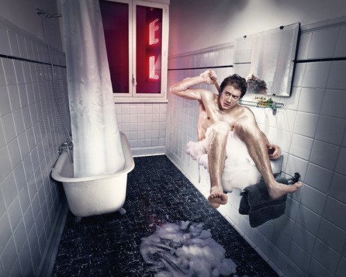Photography (in this case part of an ad campaign) by Federico Chiesa. See more of his work (personal and professional) here. (Photo credit - Federico Chiesa. Via.)