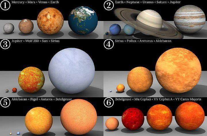 I'm always fascinated by this. How can we be that small!?
