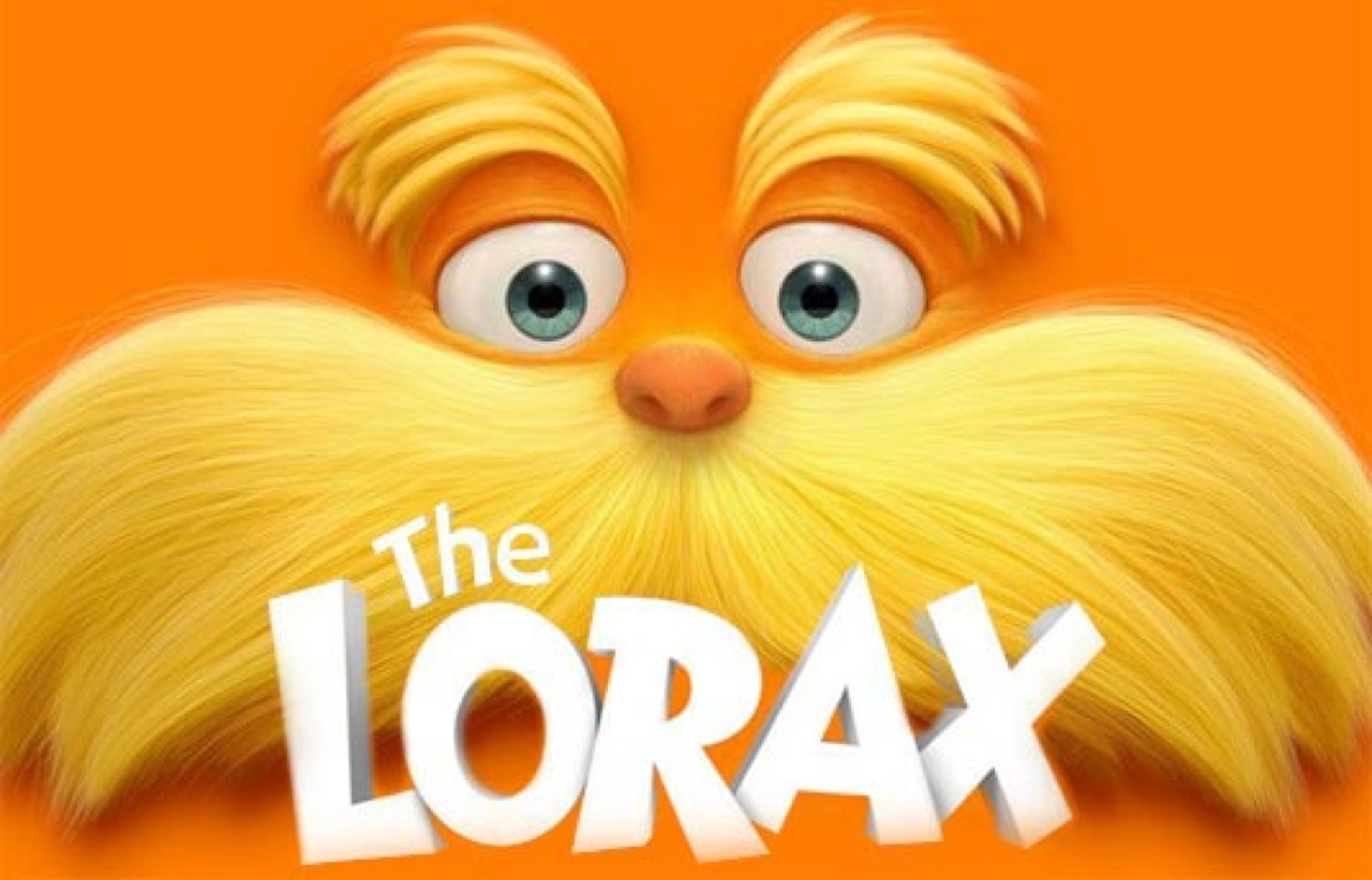 "The Lorax (2012) - Directed By Chris Renaud, Kyle Balda - Rating: 1/5 Normally I would only rate a movie with a ""1""  if it's truly awful, and has hardly anything redeeming about it. I was interested in seeing ""The Lorax"" because I'm a big fan of animated films and having not seen any of the other Dr. Seuss adaptations, I was genuinely curious how turn out. The movie pretty much fails at every level from the voice work to the overall direction. I guess I'll start with the story, it becomes clear from the beginning that the filmmakers are stretching the story as far as they can because the original Dr. Seuss book is only 45 pages long. Even though the movie itself is only an hour and twenty minutes, it feels like an eternity watching it. There is a tremendous amount of meaningless filler, and very little actual story. So much so that you could show up literally to the last twenty minutes of the film and understand everything that's happening. There's also the lack of a central character, basically the movie spends too much time in a flashback with Ed Helms' character ""The Once-ler"" that we forget completely about the movie's supposed real protagonist ""Ted"" played by Zac Efron. Which brings me to my next point, Zac Efron was a poor choice to voice Ted, he literally sounds like a thirty year old man and it was quite disturbing hearing such a mature voice coming out of a kid's animated body. The Lorax's one chance to redeem itself in its overall message about protecting trees, and the environment was muddled by its condescending nature. Many times children are aware when there's a really obvious moral lesson being shoved down their throats, which I would think does very little to influence them. The Lorax relies on too many cheap gags for laughs, instead of creating characters with depth that can be convincingly funny. I would suggest staying away from this movie if you can, even if you have children there are far better movies you could watch with them. //post by scott Tweet"