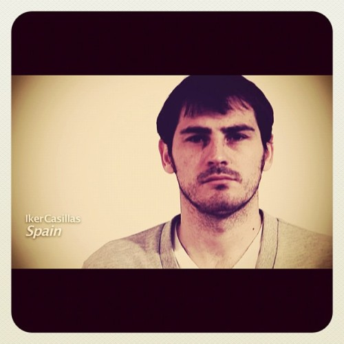 #Iker #Casillas #soccer #megastar and Goodwill Ambassador has joined the campaign #igers #futbol #sports - @lendyourleg | Webstagram