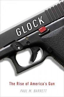 How The Glock Became America's Weapon Of Choice Terry Gross interviews Paul Barrett, author of Glock: The Rise of America's Gun. The story of how this gun rose to its place in America's psyche is full of all sorts of crazy, truth-is-stranger-than-fiction type details, like the assassination attempt on the creator of the Glock that involved a rubber mallet and a parking garage in Lithuania. Strongly recommended.