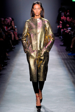 Crocodile on the Fall 2012 runways from Fendi, MaxMara, Kanye West, and more in this week's Style Hunter: http://ow.ly/9XBXu
