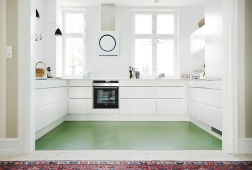fromscandinaviawithlove:  A home in Denmark. Photo by Pernille Kaalund for Bolig Magasinet.