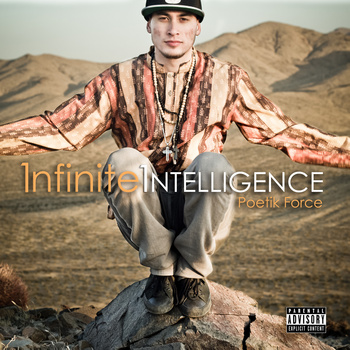 "Poetik Force has released his 3rd project ""Infinite Intelligence"" .. Open your 3rd eye and come take a ride w/ the Aziatics.. A soulful jazzy ""Hippy""Hip Hop sound of positive vibes and uplifting lyrics.. fully produces by Kaleem""Sincere""Wasif(Blakface) & Fully Mixed by (Funk)Logik (Blakface) w/ Geist appearances from Hawdwerk,Blakface,Sean Wyze, Brooke Taylor, Rianna Devine, & Phantom Thrett.. Free download. Click here http://poetikforce.bandcamp.com/album/infinite-intelligence #AsiaticRhythms Be the Tribe.. Peace"