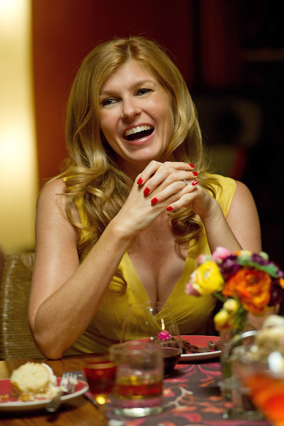 "coachandmrscoach:  Connie Britton in ""Seeking a Friend for the End of the World"" [x]  As if I needed another reason to see this movie."